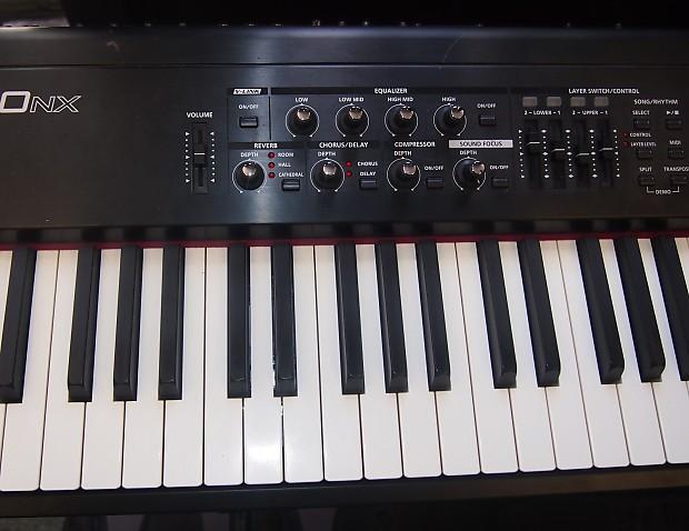Roland RD 700NX Electronic Keyboard Supernatural Piano