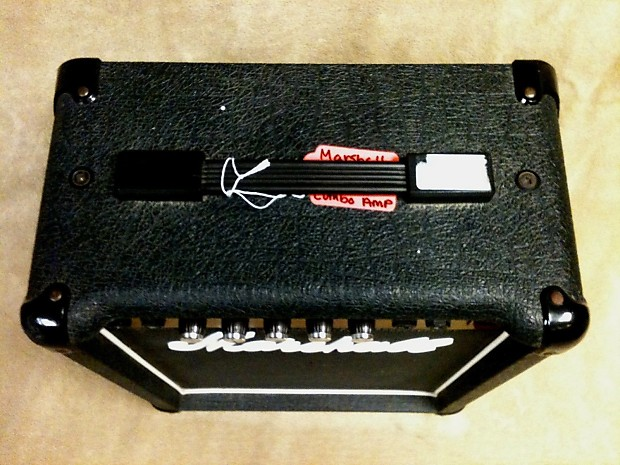 marshall 5005 lead 12 w celestion gd10 25 speaker guitar reverb. Black Bedroom Furniture Sets. Home Design Ideas