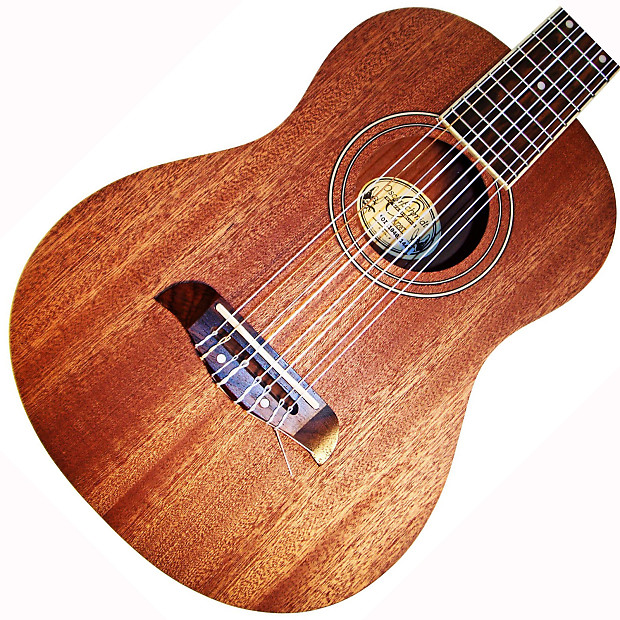 566453 Oscar Schmidt Ou28t 8 String Tenor Ukulele Mahogany Top Back Sides Satin Finish on oscar schmidt ou28t