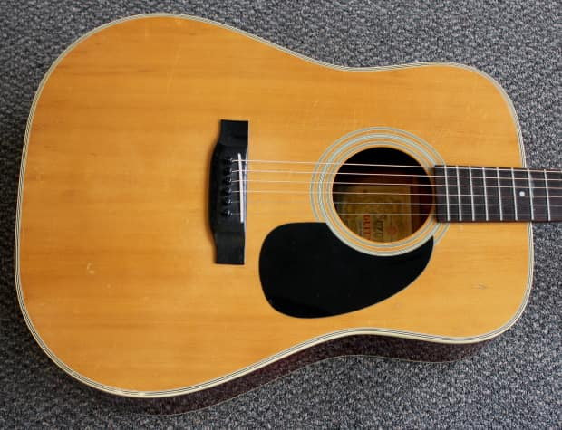 Suzuki Guitar Acoustic   Ssg