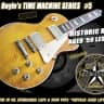 """Gibson Les Paul '59 Reissue ~Tom Doyle """"Time Machine"""" #5 Relic Historic Aged R9 w/Doyle Coils PAF image"""