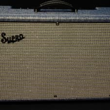 Supro Coronado All Tube Combo Amplifier for Electric Guitar image