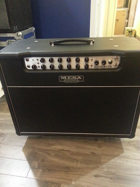 Mesa boogie lone star 2x12 combo reverb for Mesa boogie lonestar 2x12