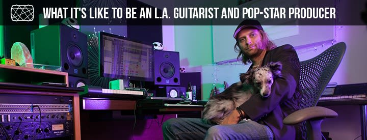 Reverb Interview: Matt Beckley on What It's Like to be an L.A. Guitarist and Pop-Star Producer