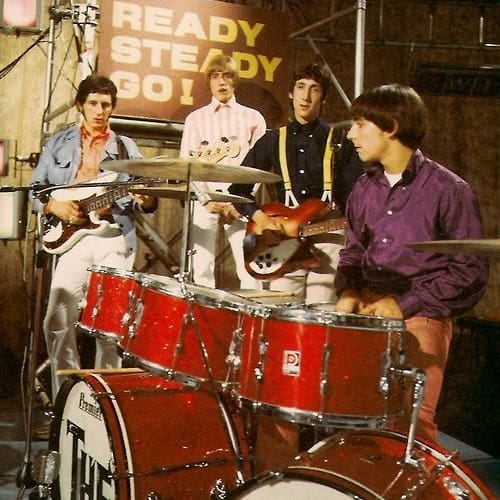 The Legendary Kits Of Keith Moon Reverb News