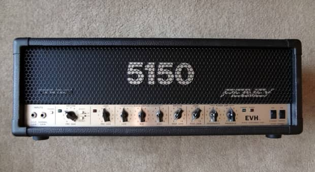 peavey 5150 evh block letter head reverb. Black Bedroom Furniture Sets. Home Design Ideas