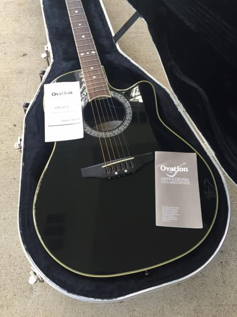 Acoustic Electric - Ovation Model