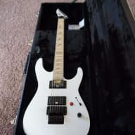 ESP LTD M1000 Snow White