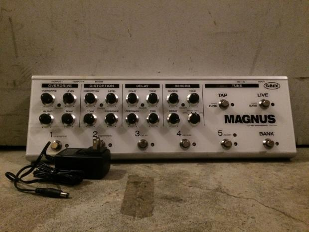 T-Rex Magnus Multi-Effect Unit | Reverb