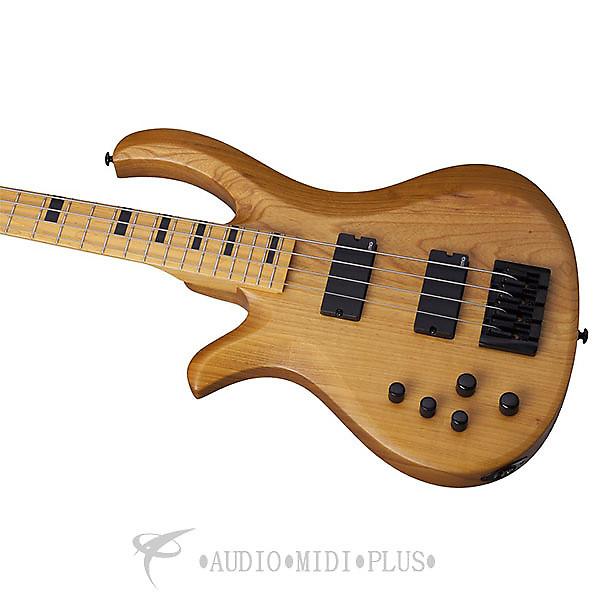 schecter riot 4 session left handed bass guitar aged reverb. Black Bedroom Furniture Sets. Home Design Ideas