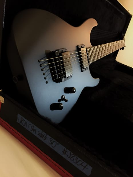 jackson custom shop doom soloist 30 scale electric guitar reverb. Black Bedroom Furniture Sets. Home Design Ideas