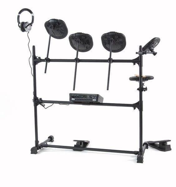 numark ion idm02 24 bit drum machine set with 7 pads 2008 reverb. Black Bedroom Furniture Sets. Home Design Ideas