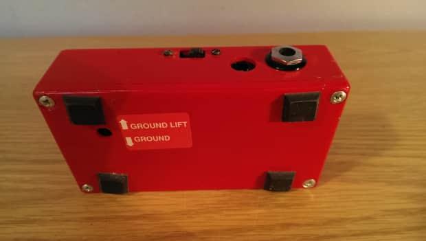 hughes and kettner red box manual