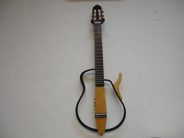 Yamaha silent guitar slg 100n reverb for Yamaha silent guitar slg130nw