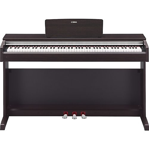 Yamaha Ydp142rk10 Rosewood Digital Piano Bench And 50 39 Reverb