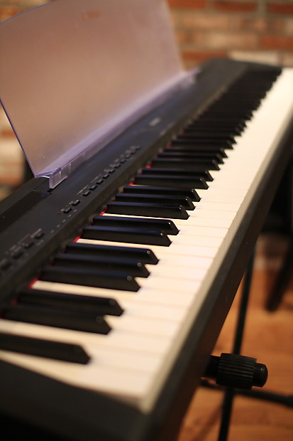 Yamaha Piano Model P   Adapter Specs