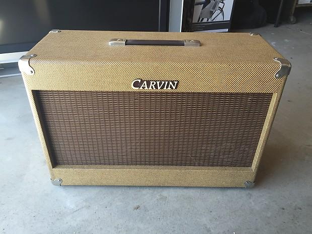 carvin belair 2x12 cab celestion v30 g12h speakers reverb. Black Bedroom Furniture Sets. Home Design Ideas