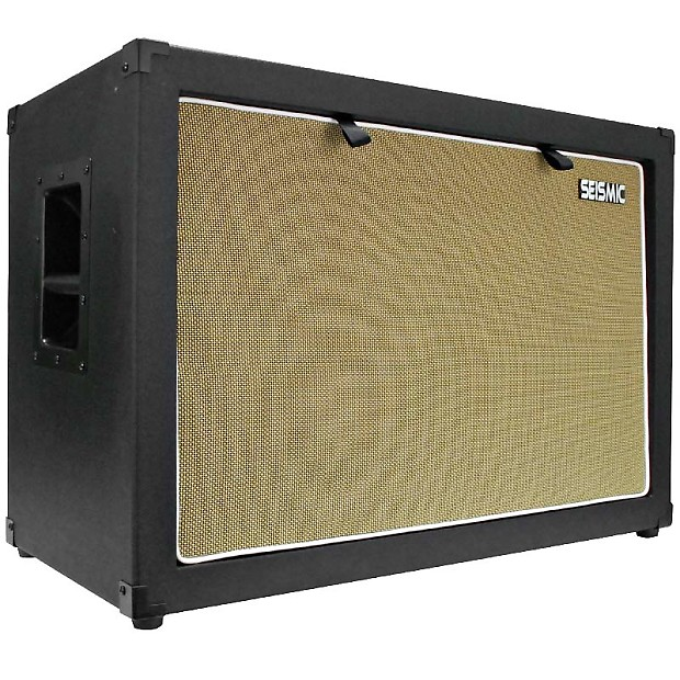 2x12 guitar speaker cab empty 212 cabinet new 12 tolex reverb. Black Bedroom Furniture Sets. Home Design Ideas