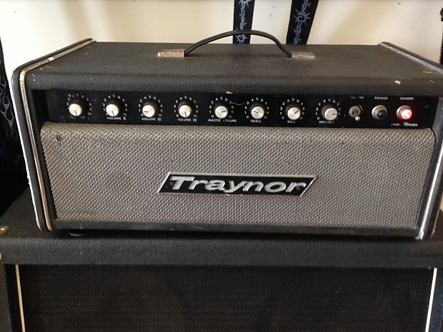 Vintage traynor amplifiers topic sorry