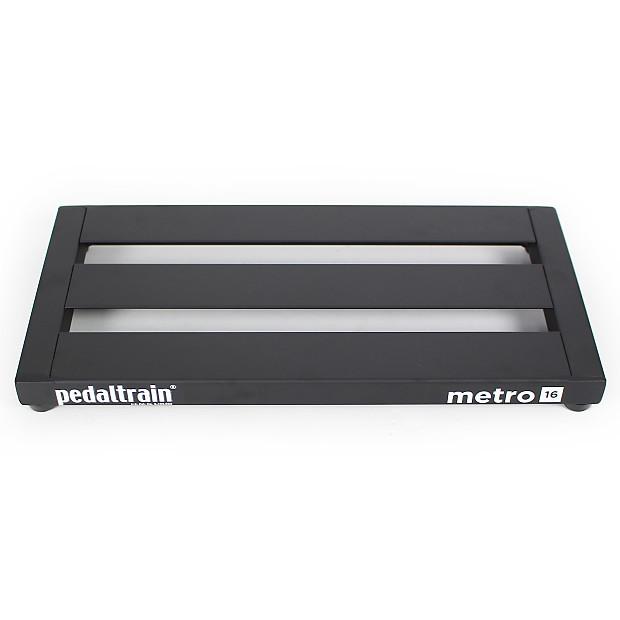 pedaltrain metro 16 pedal board reverb. Black Bedroom Furniture Sets. Home Design Ideas