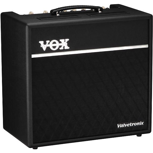 clearance vox vt80 valvetronix guitar amplifier 80 watt 1 reverb. Black Bedroom Furniture Sets. Home Design Ideas