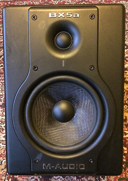 m audio bx5a speaker reverb. Black Bedroom Furniture Sets. Home Design Ideas