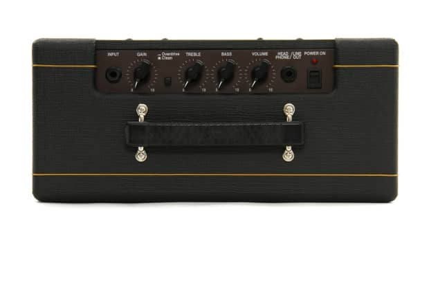 new vox v9106 pathfinder 10 10 watt 1 channel 1x6 5 guitar reverb. Black Bedroom Furniture Sets. Home Design Ideas