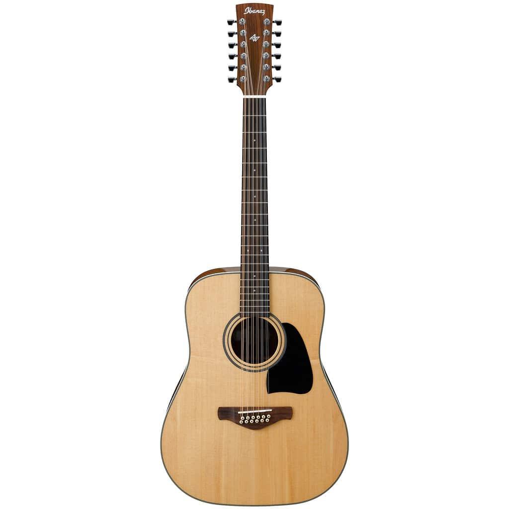 ibanez artwood aw8012 12 string dreadnought acoustic guitar reverb. Black Bedroom Furniture Sets. Home Design Ideas