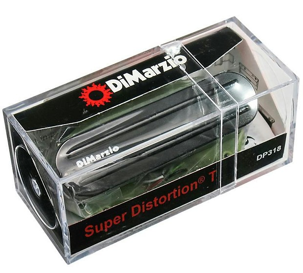 Dimarzio Dp318 Super Distortion T Bridge Position Pickup
