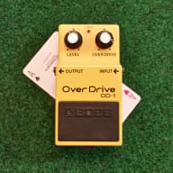Boss OD-1 Overdrive Pedal 1988 - Modern Vintage Classic! -