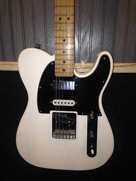 Fender Squire Telecaster 3 pickup Duncans Telecaster | Reverb