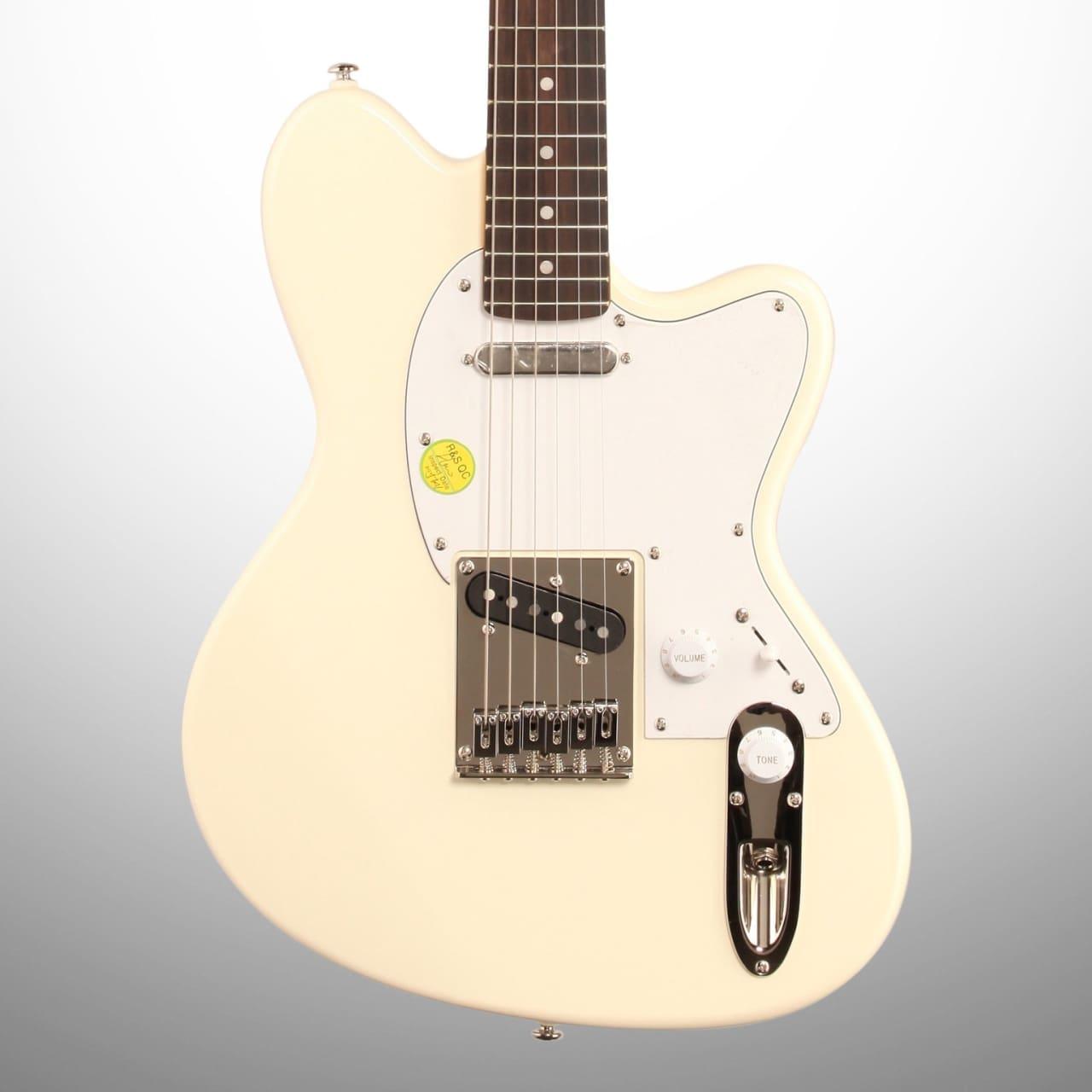 ibanez talman tm302 electric guitar ivory open box reverb. Black Bedroom Furniture Sets. Home Design Ideas
