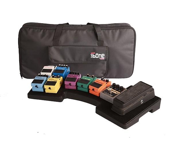 gator cases g mega bone pe guitar effects pedal board reverb. Black Bedroom Furniture Sets. Home Design Ideas