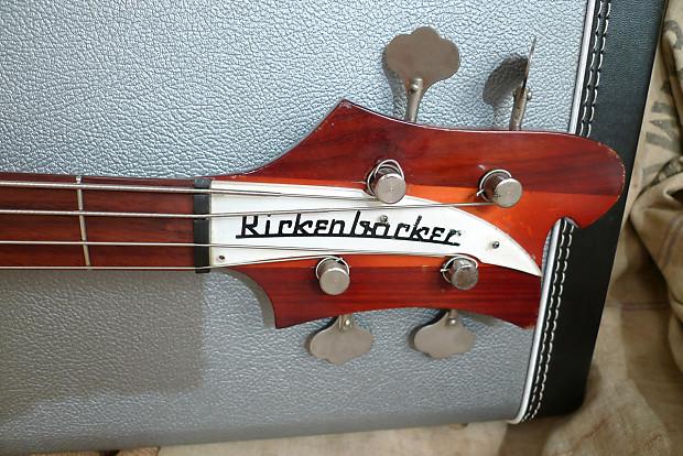 Rickenbacker Wiring Mishap Talkbasscom