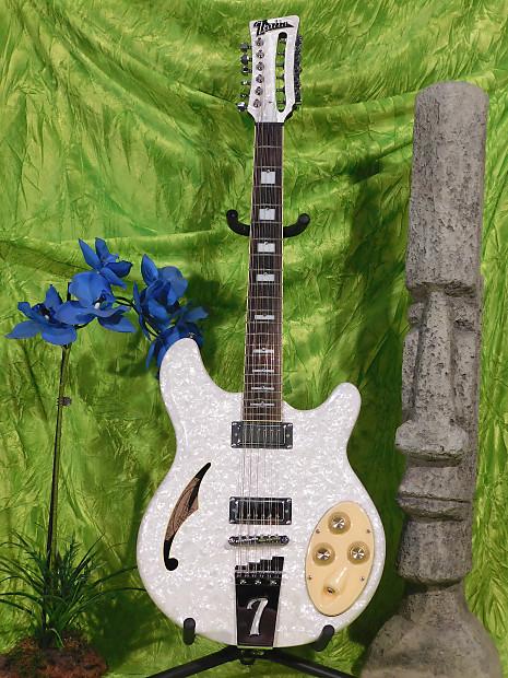 italia rimini 12 string electric guitar namm show display reverb. Black Bedroom Furniture Sets. Home Design Ideas