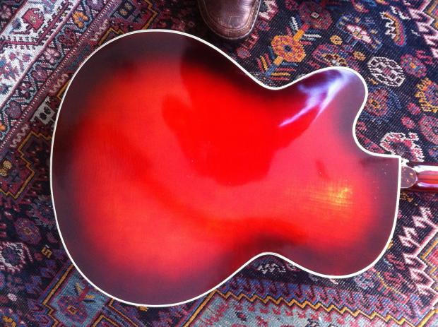 how to build a laminated archtop guitar