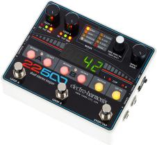 Electro-Harmonix 22500 Dual Stereo Looper Pedal & Foot Controller image