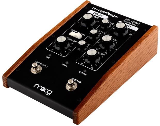 Moog MoogerFooger MF-102 Ring Modulator. Boxed with PSU ...