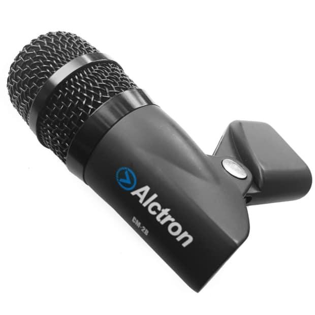 alctron dm 2b microphone snare drum tom or instrument mic reverb. Black Bedroom Furniture Sets. Home Design Ideas