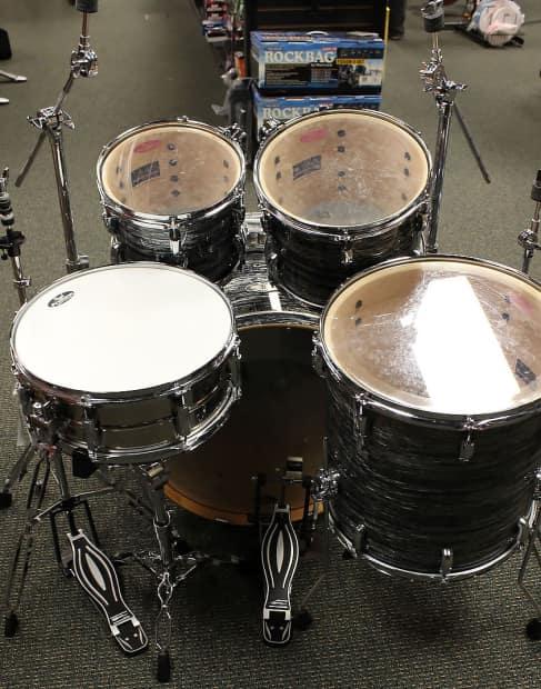 pearl vision sst birch drum kit w hardware stands great for reverb. Black Bedroom Furniture Sets. Home Design Ideas