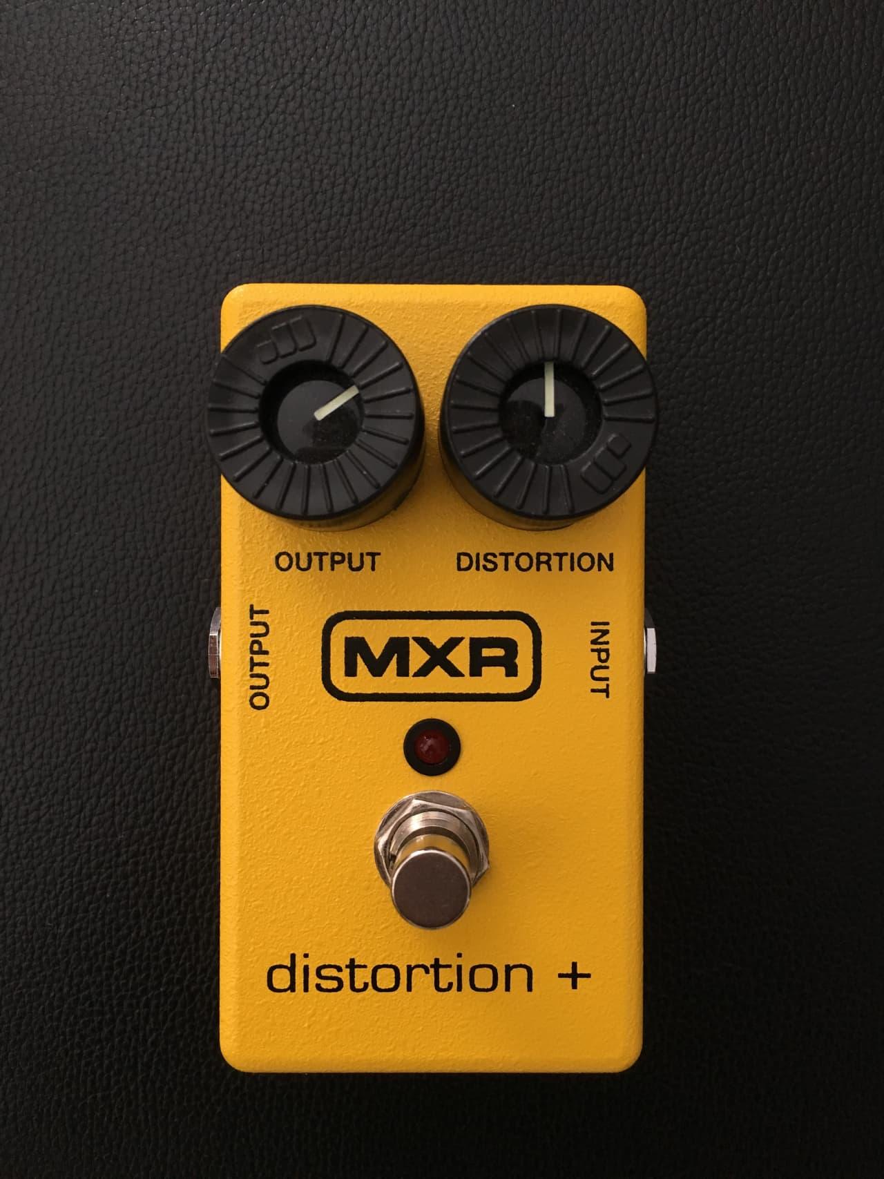 MXR Distortion Plus + M104 MINT | Reverb