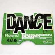 Roland ROLAND SR-JV80-06 Dance Expansion Board Free Shipping Excellent