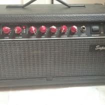 Fender Super 60 Head 1990s Blackface image