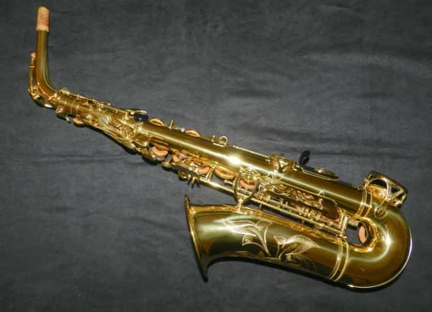 Yamaha yas 62 yas 62ii alto saxophone reverb for Yamaha 62 alto saxophone