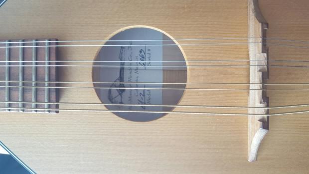 Mid Missouri Mandolin Co M 2 Maple Solid Wood Reverb