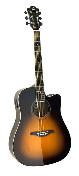 hohner guitars a by hohner as305ce tsb acoustic electric reverb. Black Bedroom Furniture Sets. Home Design Ideas