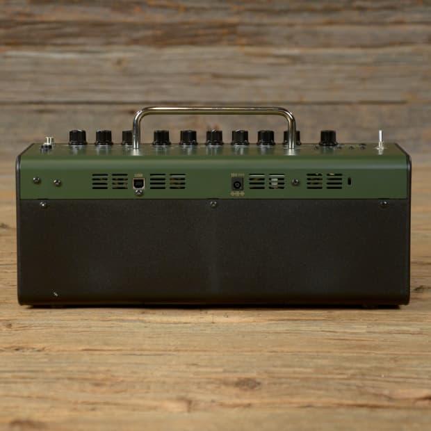 Yamaha thr10x hi gain modeling guitar combo amp used reverb for Yamaha thr10x specs