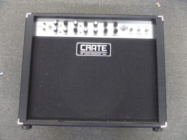 crate vintage club 60 electric guitar combo amp reverb. Black Bedroom Furniture Sets. Home Design Ideas