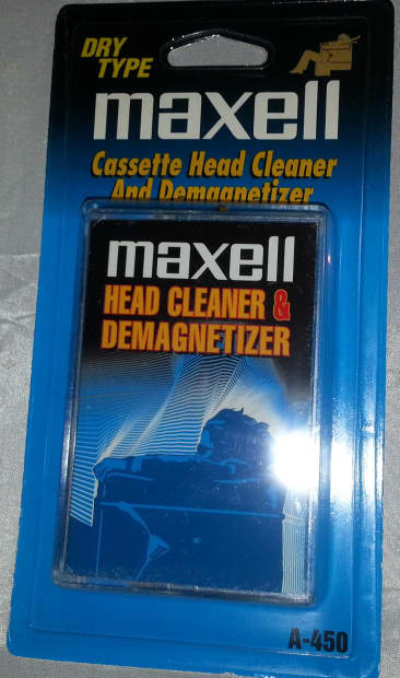 how to use a cassette head demagnetizer
