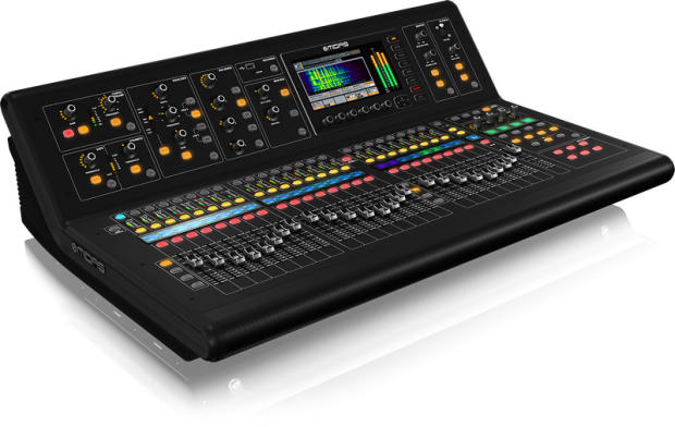 midas m32 digital console live studio 40 input channel mixing board mixer reverb. Black Bedroom Furniture Sets. Home Design Ideas